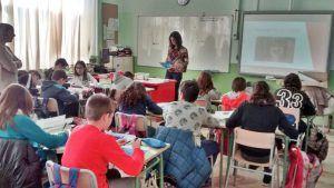 """Campaña """"Visión y aprendizaje"""" en Colegio Público Llagut"""