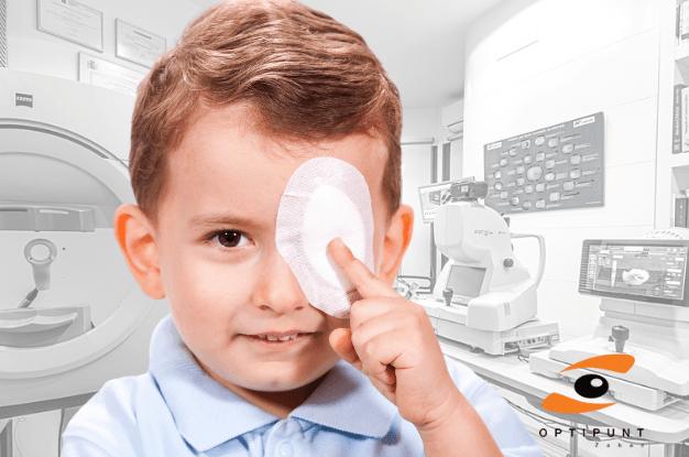 ¿Qué es el ojo vago o ambliopía